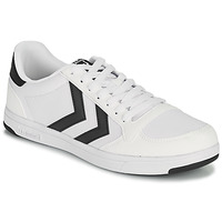 Schoenen Heren Lage sneakers Hummel STADIL LIGHT CANVAS Wit