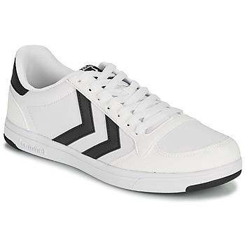 Schoenen Heren Lage sneakers Hummel STADIL LIGHT CANVAS Wit
