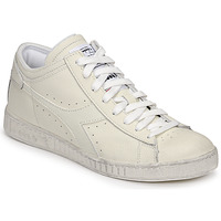 Schoenen Hoge sneakers Diadora GAME L WAXED ROW CUT Wit