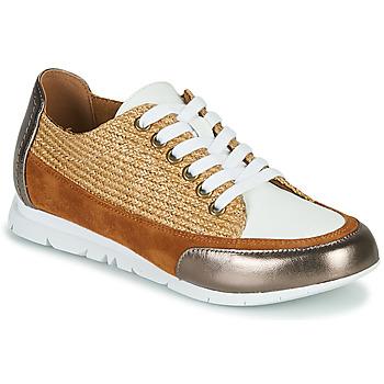 Schoenen Dames Lage sneakers Karston CAMINO Bruin / Brons