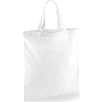 Tassen Tote tassen / Boodschappentassen Westford Mill  Wit