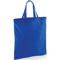 Tassen Tote tassen / Boodschappentassen Westford Mill W101S Helder Koninklijk