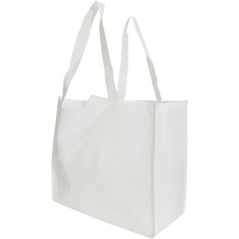 Tassen Tote tassen / Boodschappentassen Shugon SH4120 Wit