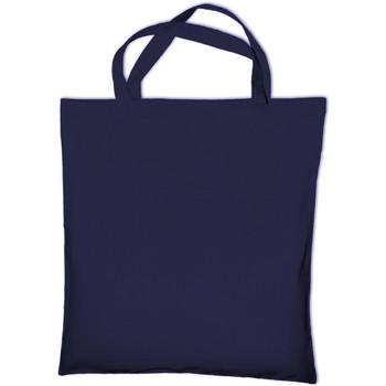Tassen Tote tassen / Boodschappentassen Bags By Jassz 3842SH Donkerblauw