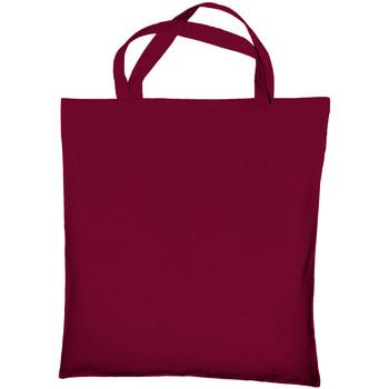 Tassen Dames Tote tassen / Boodschappentassen Bags By Jassz 3842SH Bourgondië