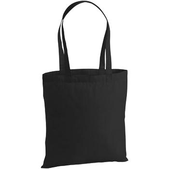Tassen Tote tassen / Boodschappentassen Westford Mill W201 Zwart