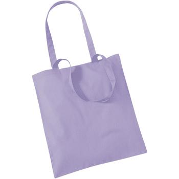 Tassen Tote tassen / Boodschappentassen Westford Mill W101 Lavendel