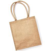 Tassen Tote tassen / Boodschappentassen Westford Mill W409 Natuurlijk