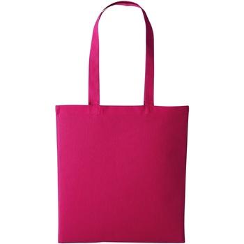 Tassen Tote tassen / Boodschappentassen Nutshell  Heet Roze