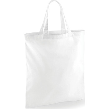 Tassen Tote tassen / Boodschappentassen Westford Mill W101S Wit