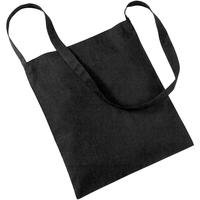 Tassen Tote tassen / Boodschappentassen Westford Mill W107 Zwart