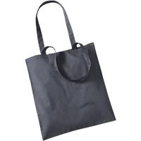Tassen Tote tassen / Boodschappentassen Westford Mill W101 Grafiet
