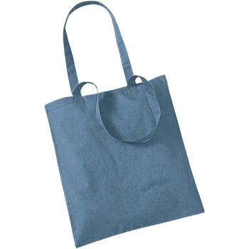 Tassen Tote tassen / Boodschappentassen Westford Mill W101 Luchtmacht Blauw