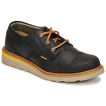 Schoenen Heren Derby Caterpillar JACKSON LOW Zwart