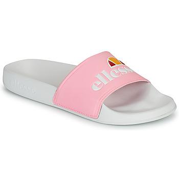 Schoenen Dames slippers Ellesse FILIPPO Wit / Roze