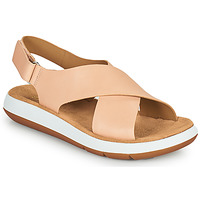 Schoenen Dames Sandalen / Open schoenen Clarks JEMSA CROSS Nude