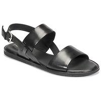Schoenen Dames Sandalen / Open schoenen Clarks KARSEA STRAP Zwart