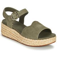 Schoenen Dames Sandalen / Open schoenen Clarks KIMMEI WAY Kaki