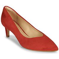 Schoenen Dames pumps Clarks LAINA55 COURT2 Rood