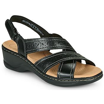 Schoenen Dames Sandalen / Open schoenen Clarks LEXI PEARL Zwart