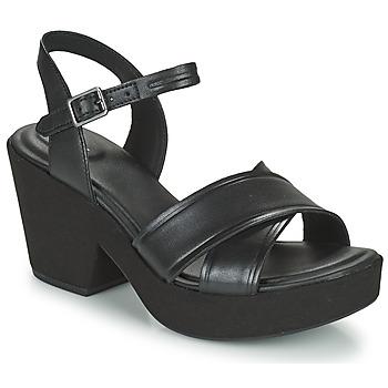 Schoenen Dames Sandalen / Open schoenen Clarks MARITSA70STRAP Zwart