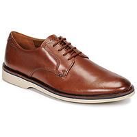 Schoenen Heren Derby Clarks MALWOOD PLAIN Bruin