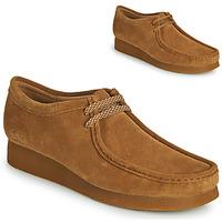Schoenen Heren Derby Clarks WALLABEE 2 Bruin