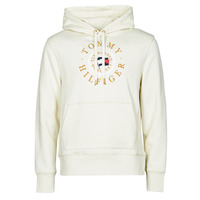 Textiel Heren Sweaters / Sweatshirts Tommy Hilfiger ICON COIN HOODY Wit