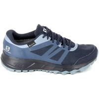 Schoenen Dames Running / trail Salomon Trailster 2 GTX Marine Blauw