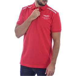 Textiel Heren T-shirts & Polo's Hackett HM562683 Rood