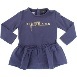 Textiel Meisjes Korte jurken Richmond Kids RIA20033VE Blue