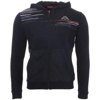 Textiel Heren Sweaters / Sweatshirts Kappa  Zwart