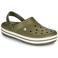 Schoenen Klompen Crocs CROCBAND Kaki