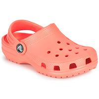 Schoenen Kinderen Klompen Crocs CLASSIC CLOG K Oranje