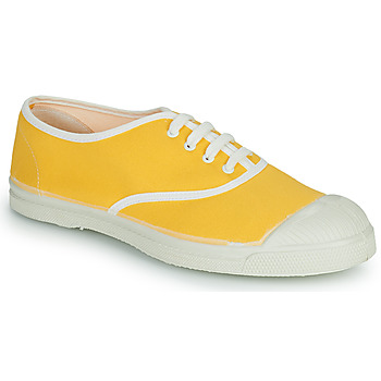 Schoenen Dames Lage sneakers Bensimon VINTAGE Geel