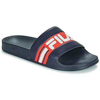 Schoenen Heren slippers Fila OCEANO SLIPPER Blauw