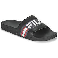 Schoenen Heren slippers Fila OCEANO SLIPPER Zwart
