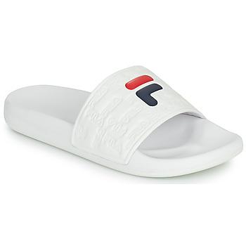 Schoenen Dames slippers Fila BAYWALK SLIPPER WMN Wit