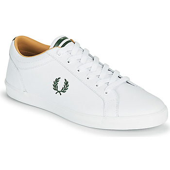 Schoenen Heren Lage sneakers Fred Perry BASELINE Wit