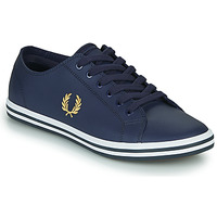 Schoenen Heren Lage sneakers Fred Perry KINGSTON Blauw