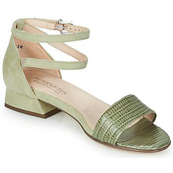 Schoenen Dames Sandalen / Open schoenen Peter Kaiser PAMILA Kaki