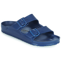 Schoenen Heren Leren slippers Birkenstock ARIZONA EVA Blauw