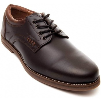 Schoenen Heren Derby Keelan 68337 BROWN