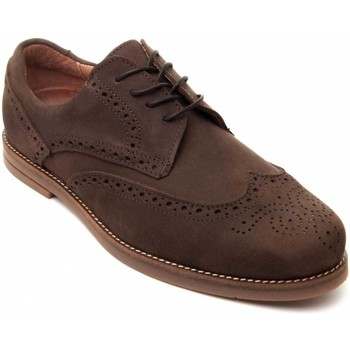 Schoenen Heren Derby & Klassiek Keelan 68339 BROWN