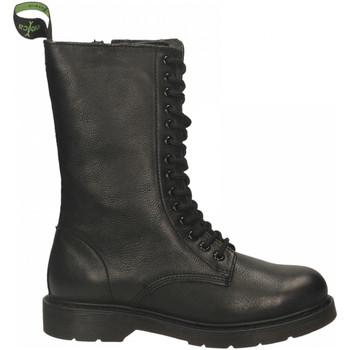Schoenen Dames Enkellaarzen Evoca MIDWEY COW black