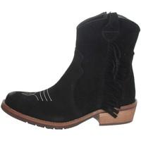 Schoenen Meisjes Laarzen Carrots TX185 Black