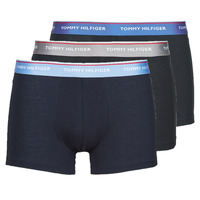Ondergoed Heren Boxershorts Tommy Hilfiger TRUNK X3 Marine