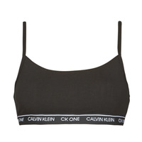 Ondergoed Dames Modern Bralette Calvin Klein Jeans UNLINED BRALETTE Zwart