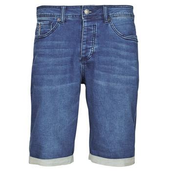 Textiel Heren Korte broeken / Bermuda's Deeluxe BART Blauw