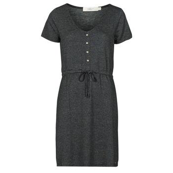 Textiel Dames Korte jurken Deeluxe ALINA Zwart